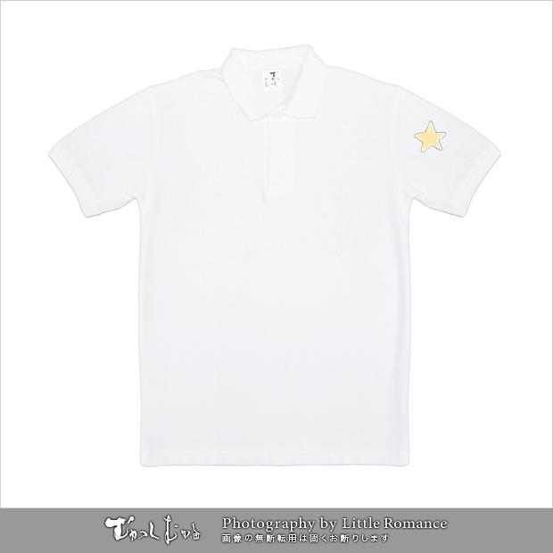 和柄メンズポロシャツ,ガンマン