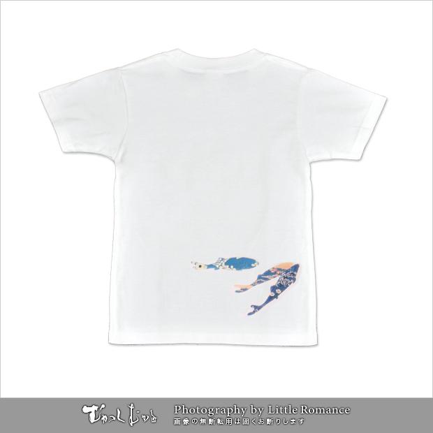 キッズ和柄Tシャツ,ザリガニ