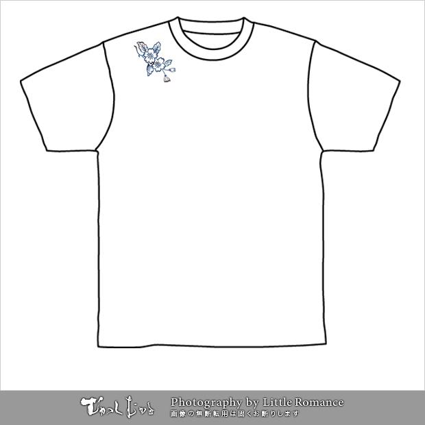 メンズ和柄半袖Tシャツ