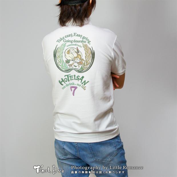 和柄メンズポロシャツ,布袋