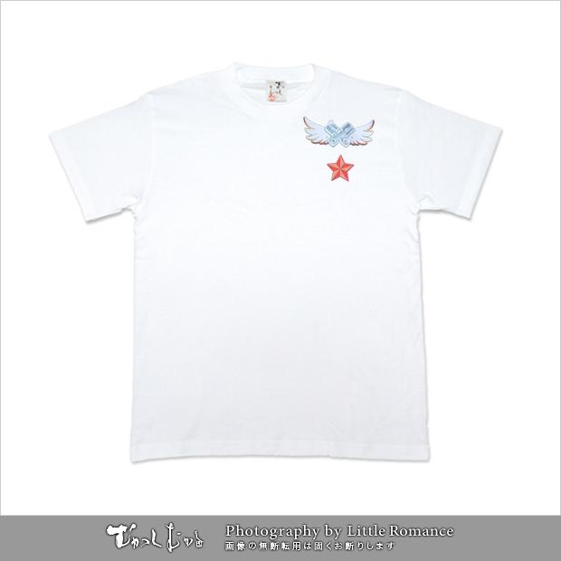 メンズ和柄半袖Tシャツ,七福神ロッダー