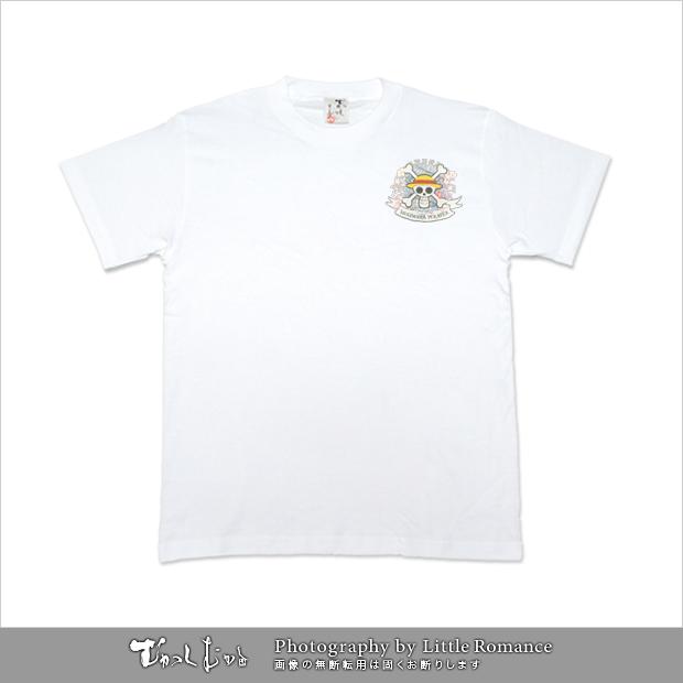 むかしむかし★ワンピースコレクション メンズ半袖Tシャツ 麦わらパイレーツ