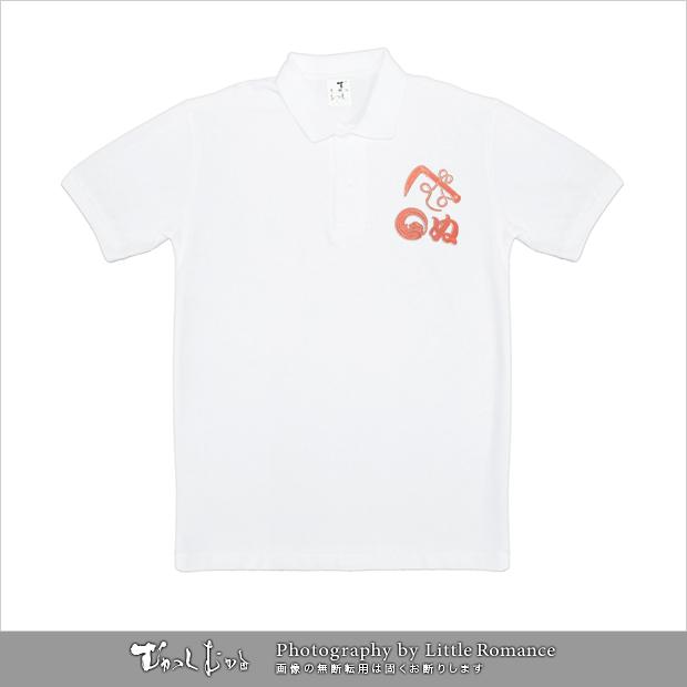 和柄メンズポロシャツ,onepiece,ワンピース,毘沙門天ゾロ