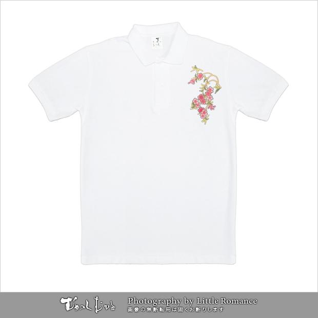 和柄メンズポロシャツ,onepiece,ワンピース,イワちゃん日本地図