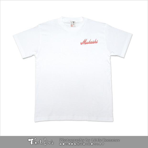 メンズ和柄半袖Tシャツ,むかしALLSTAR
