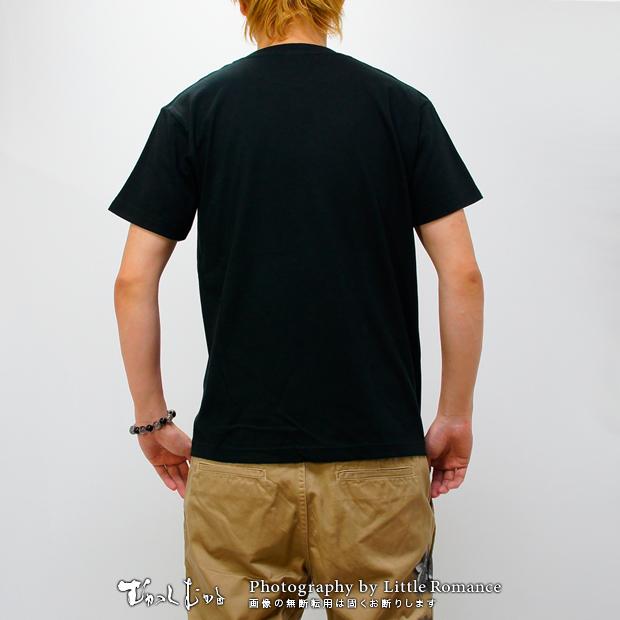 メンズ和柄半袖Tシャツ,般若党
